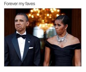 funny, joke, and obama image