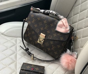 bag, LV, and Louis Vuitton image
