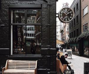 black, city, and design image