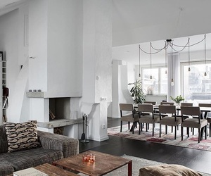 apartment, house, and inspiration image