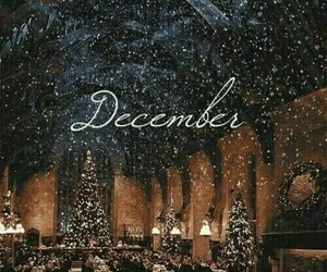 december, snow, and tumblr image