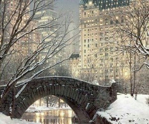 ❄ and winter snow image