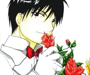 fma and roy mustang image