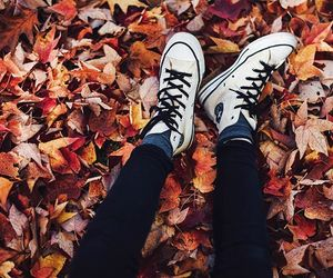autumn, casual, and elegance image