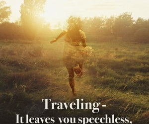 quote and travel image