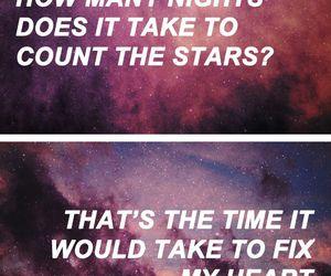 Lyrics, quotes, and infinity image