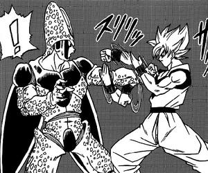 manga and dragon ball image