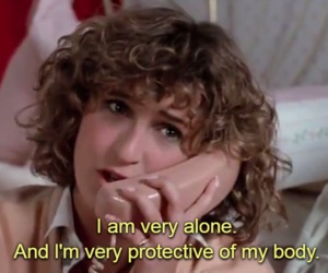 80s, movie, and alone image