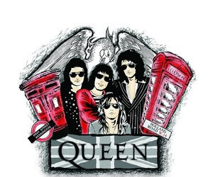 freddy mercury, Queen, and wallpaper image