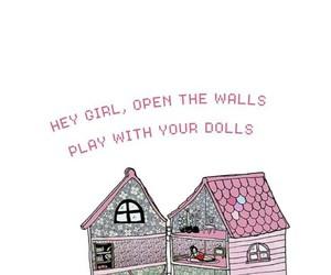 melanie martinez and dollhouse image