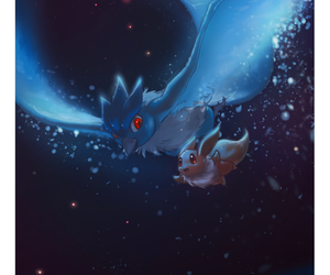 eevee, articuno, and pokemon image