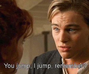 titanic, love, and movie image