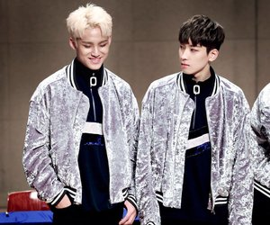 Seventeen, meanie, and mingyu image