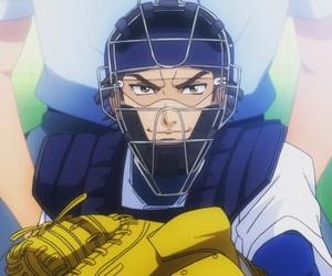 ace of diamond and miyuki kazuya image