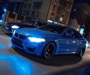 bmw, car, and city image