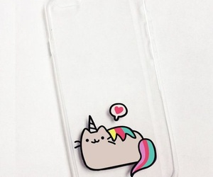 kawaii, unicorn, and cute phone case image