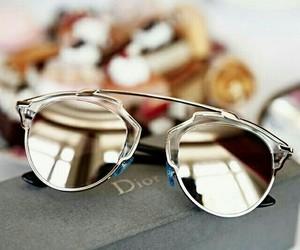dior, sunglasses, and fashion image