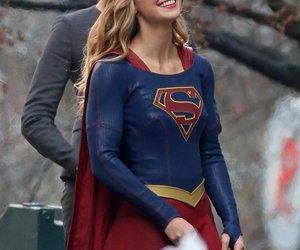 melissa benoist, Supergirl, and kara danvers image