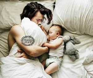 Harry Styles, baby, and harry image