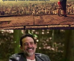 amor, memes, and the walking dead image