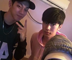 kpop, knk, and daehyun image