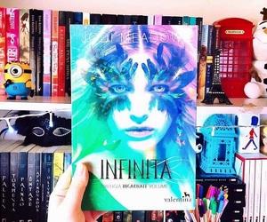 infinite, love books, and cute image