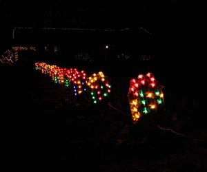 2012, christmas lights, and d40 image