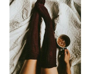 cozy, winter, and girl image