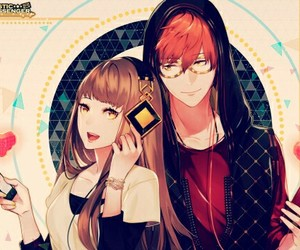 707, Mc, and mystic messenger image