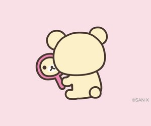 kawaii, rilakkuma, and wallpaper image