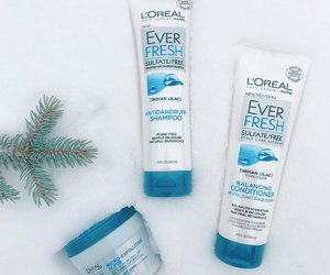 beauty, loreal paris, and sulfate free image