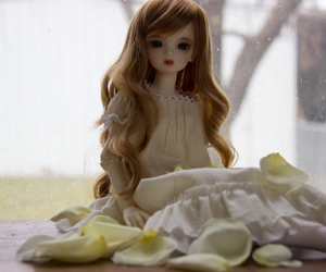 abjd, doll, and dolls image