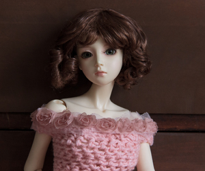 abjd, doll, and ball jointed doll image