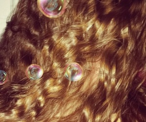 brune, me, and bubble image