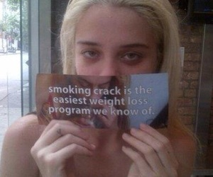 sky ferreira, crack, and drugs image