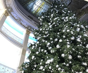 christmas, neiman marcus, and silver image