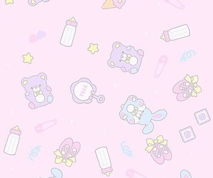 wallpaper, kawaii, and cute image