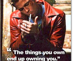 fight club, quote, and tyler durden image