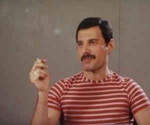 beautiful, Freddie Mercury, and Queen image