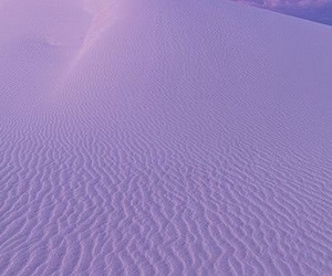 pink, sand, and purple image
