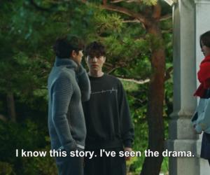 article, Korean Drama, and subtitles image