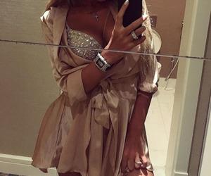 girl, luxury, and fashion image