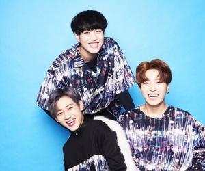 bambam, youngjae, and yugyeom image