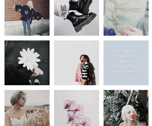 aesthetic, kimhyoyeon, and gg image