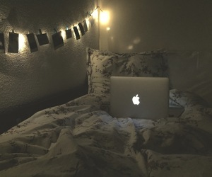 apple, room, and chill image