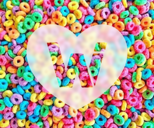 background, cereal, and delicious image