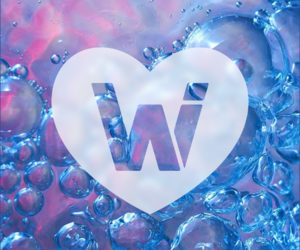 bubbles, we heart it, and whi image