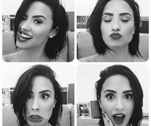 demi lovato, demi, and confident image