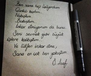 özdemir asaf, poem, and ask image