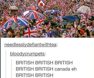 canada, country, and funny image